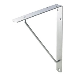 Shelf Bracket (Stainless Steel)