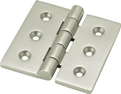 Stainless Steel Heavy Load Flat Type Hinge