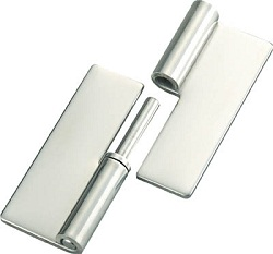 Stainless Steel Lift-Off Hinges for Heavy Weights