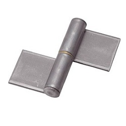 Steel Super Heavy Duty Weld-On Flag Hinge