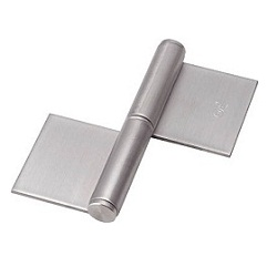 Stainless Steel Super Heavy Duty Weld-On Flag Hinge
