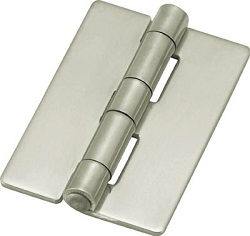 Stainless Steel Flat Hinge Weld-On Type