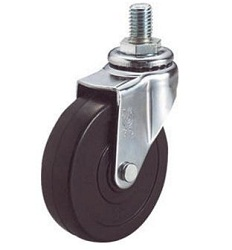 Screw-in Type Caster, Swivel