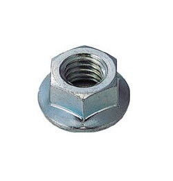 Flange Nut (Bright Chromate)
