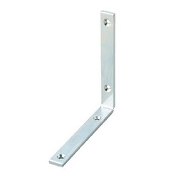 Bright Chromate Extra Thick Bracket (Steel)