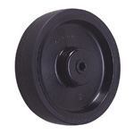 Wheel for Dedicated Caster L Series, Urethane Wheel for Compact Light Loads L-UB (GOLD CASTER)