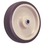 Wheel for Dedicated Caster S Series, Urethane Wheel for Medium-Light Loads S-U/S-UB (GOLD CASTER)