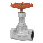 10K Type Ductile Cast-Iron Screw-in Globe Valve