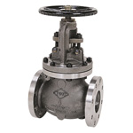 150 Type Cast-Steel Flanged Globe Valve <Bolted Bonnet Type>