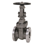 150 Type Flanged Cast Steel Gate Valve <Bolted Bonnet Type>