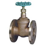 150 Type Bronze Flanged Gate Valve