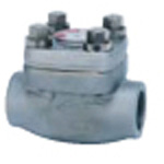 Stainless Steel, Forged Copper Valve, Lift Check Valve