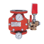 Wet-Type Flowing Water Detectors (Alarm Valve for Residential Complexes)
