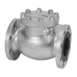 16K Type Ductile Cast-Iron Flanged Swing Check Valve <Bolted Cover Type>
