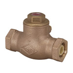 J10K Type Lead Free Bronze Swing Check Valve (JV5)