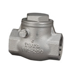 Class 10 K - Screw-in Type Swing Check Valve