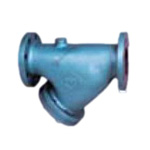 10 K Type - Cast Iron Y Shaped Strainer