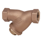 150 Type Lead Free Bronze Screw-in Type Y Shaped Strainer