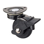 Standard Class 100G-Ns Truck Type Nylon Wheel with Stopper (Packing Caster)
