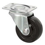 Standard Class 100B Truck Type Synthetic Rubber Wheel with Roller Bearing (Packing Caster)