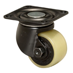Heavy Class 100HB-PA Truck Type PA Polyurethane Wheel with Roller Bearing for Heavy Weights (Color) (Packing Caster)