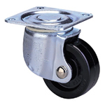 Middle-Class, 100JH-P, Track-Type, Special Synthetic Resin Wheels for Medium and Heavy Loads (Packing Caster)