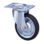 Standard Class 100PR Truck Type Synthetic Rubber Wheel (Packing Caster)