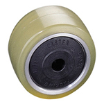 HB2-PA Compact Wheel for Heavy Weights with Radial Bearing, PA Polyurethane