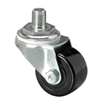 Heavy Class 300HB-P Bolt Type Special Synthetic Resin Wheel with Roller Bearing for Heavy Weights (Packing Caster)