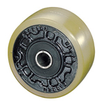 HB-PA Wheel for Heavy Weights with Roller Bearing, PA Polyurethane (Collar)