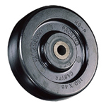 HB-P Heavyweight Wheel with Roller Bearing, Synthetic Rubber