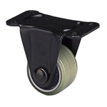 Heavy Class 600HB2-PA Fixed Type Compact PA Polyurethane Wheel with Radial Bearing for Heavy Weights (Packing Caster)
