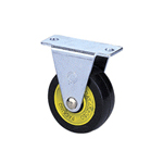 Conductive Type 600E Fixed Type Conductive Wheel, Synthetic Rubber Wheel (Packing Caster)
