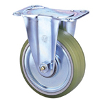 Heavy Class 600HB-PA Fixed Type PA Polyurethane Wheel with Roller Bearing for Heavy Weights (Packing Caster)
