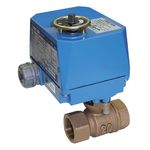 BM-12SR, Spring-Return Ball-Type Electric Valve