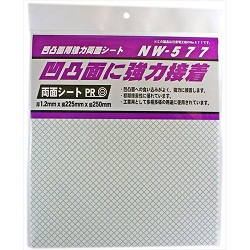 Strong Double-Sided Sheet for Uneven Surfaces NW-577