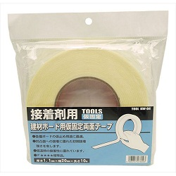 For Adhesives Temporarily Fixed Double-Sided Tape for Construction Material Board