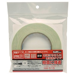 VOC Suppression Type Double-Faced Adhesive Tape Thick Type