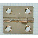 Brass N Plated Hinge VE