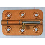 Coated Safety Hinge Stopper VF