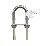 U Bolt Set (Stainless Steel) BK