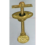 Brass Round Ball Screw Fastener VA