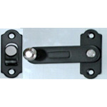 Black Coated Latch VC