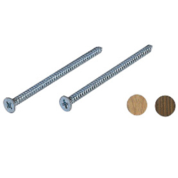 Bracket Base Mounting Screw, FF-7
