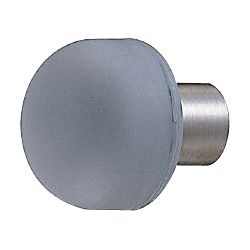 Rubber Marron Knob