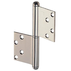 Stainless Steel Canon Flag Type Hinge BS-104