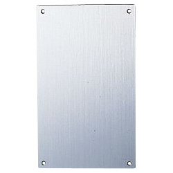 Stainless Steel Push Plate No. 91
