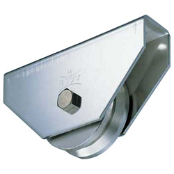 Stainless Steel V Type Heavy-Duty Door Roller with 440C Bearings