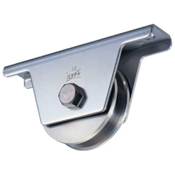 Stainless Steel VH Dual-Use Type Heavy-Duty Door Roller with 440C Bearings