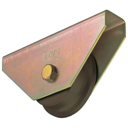 S45C Heavy-Duty Trolley Car Type Door Roller
